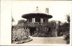 Foto Ak Ludwigsburg in Baden Württemberg, Gartenhaus im Schlossgarten