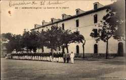 Ak Nemours Algerien, La Caserne de la Légion, Fremdenlegion, Kaserne