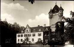 Ansichtskarte / Postkarte Neustadt an der Orla, FDGB Kurheim für Jugendliche Kospoda, Außenansicht