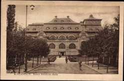 Postcard Mönchengladbach in Nordrhein Westfalen, Blick auf die Kaiser Friedrich Halle