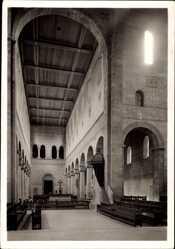 Postcard Alpirsbach im Kreis Freudenstadt, Kirche, Ehemaliges Benediktinerkloster