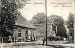 Ansichtskarten 287 schwanewede umgebung for Bruns garten leuchtenburg