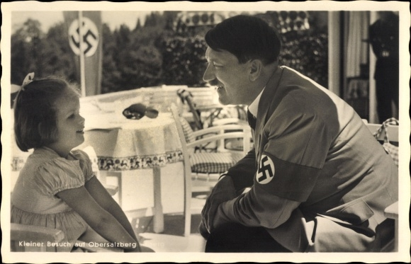 Ansichtskarte / Postkarte Führer und Reichskanzler Adolf   akpool.de