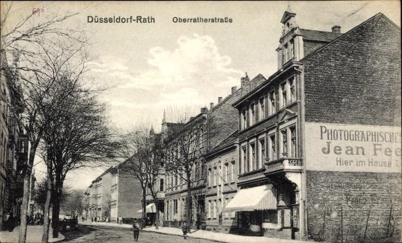 Ansichtskarte / Postkarte Rath Düsseldorf Nordrhein   akpool.de