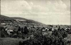 Postcard Neustadt an der Weinstraße, Blick auf Welsche Terrasse, Schlösschen