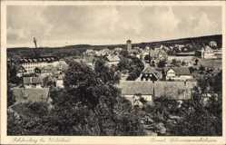 Postcard Schömberg im Nordschwarzwald Kreis Calw, Sanatorium Schwarzwaldheim