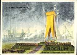 Ak Bochum, 73. Deutscher Katholikentag, September 1949