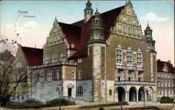 Ak Poznań Posen, Partie an der Akademie, Akademia