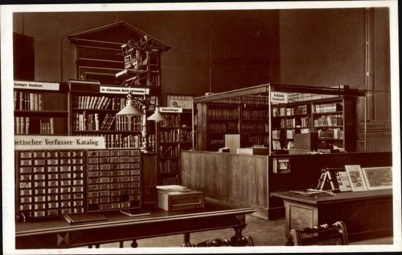 bibliothek charlottenburg