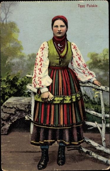 Frau polen