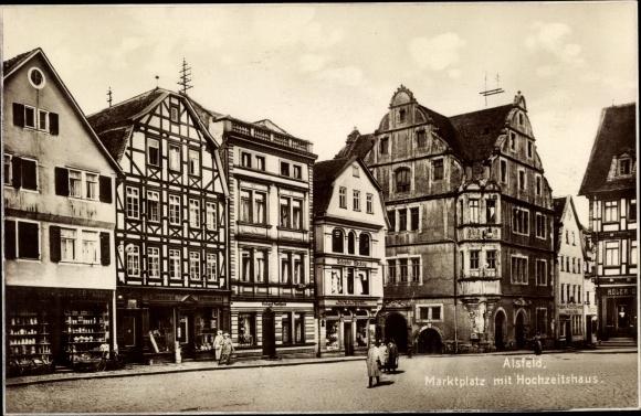 Ansichtskarten Vogelsbergkreis Akpoolde