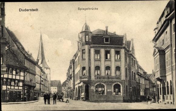 Bildergebnis für Duderstadt historisch 1900