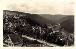 Postcard Freudenstadt im Nordschwarzwald, Blick ins Christophstal