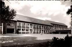 Foto Ak Sterkrade Oberhausen Nordrhein Westfalen, Mädchengymnasium