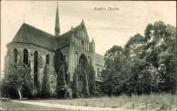 Postcard Chorin im Kreis Barnim, Ansicht vom alten Kloster