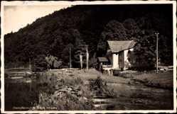 Postcard Gößweinstein im Kreis Forchheim Oberfranken, Stempfermühle