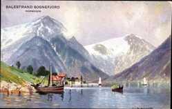 Ansichtskarten Kategorie Sognefjord