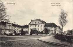 Postcard Oranienburg im Kreis Oberhavel, Königl. Schloss, Lehrer Seminar