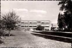 Foto Ak Oberhausen Sterkrade am Rhein, Blick auf die Realschule