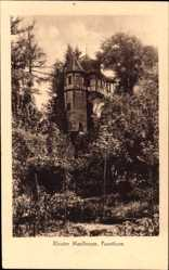 Postcard Maulbronn im Enzkreis Baden Württemberg, Kloster, Faustturm