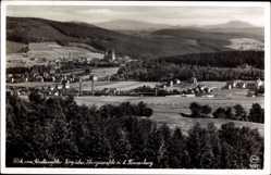 Postcard Schirgiswalde Kirschau in Sachsen, Blick vom Mönchswalder Berg