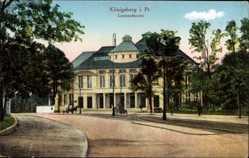 Ak Kaliningrad Königsberg Ostpreußen, Louisentheater