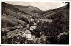 Postcard Bad Rippoldsau Schapbach im Schwarzwald, Das Klösterle mit Umgebung