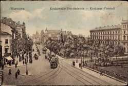 Ansichtskarten Kategorie Krakau