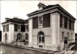 Postcard Eschweiler in Nordrhein Westfalen, Partie am alten Rathaus