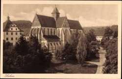 Postcard Salem im Bodenseekreis Baden Württemberg, Das Münster