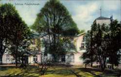 Postcard Aumühle Schleswig Holstein, Bismarcks Schloss Friedrichsruh