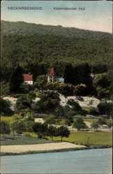Postcard Neckargemünd in Baden Württemberg, Kümmelbacher Hof