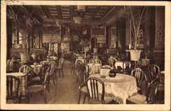 Postcard Köln am Rhein, Haus Hindenburg, Schildergasse, Ecke Neumarkt