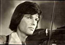 Ak Schauspieler Dean Reed, Aus dem Leben eines Taugenichts, Geige