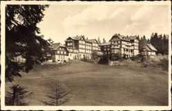 Postcard Ottersweiler Hochschwarzwald, Blick auf das Kurhaus Hundseck