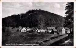 Postcard Dürrenwaid Geroldsgrün Frankenwald, Sommerfrische, Hammer