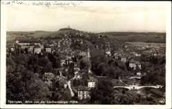 Postcard Tübingen am Neckar Baden Württemberg, Blick von der Lichtenberger Höhe