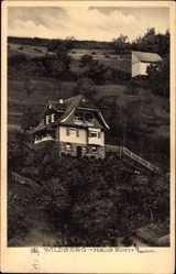 Postcard Wildberg im Schwarzwald, Blick auf Haus Zion und Umgebung