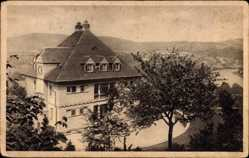 Postcard Heidelberg am Neckar, Sommerresidenz Dr. Robert Reiner, Wolfsbrunnenweg 35