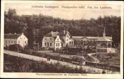 Postcard Aachen in Nordrhein Westfalen, Neu Linzenshäuschen, Jos. Lambertz