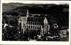 Postcard Altenberg Odenthal Bergisches Land, Blick auf den Dom, Glockenturm