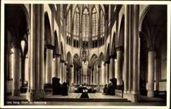 Postcard Altenberg Odenthal Bergisches Land, Dom, Innenansicht, Altar