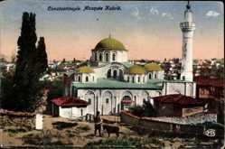 Postcard Konstantinopel Istanbul Türkei, Mosquée Kahrié, Moschee