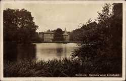 Postcard Dortmund im Ruhrgebiet, Partie im Rombergschen Schloßpark
