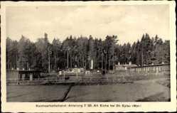 Ak Smolniki Alt Eiche Westpreußen, Reichsarbeitsdienst Abt. 7 20