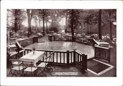 Postcard Limbach Oberfrohna Sachsen, Park Hartmannsdorf, Parktanzdiele