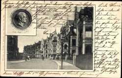 Postcard Hannover in Niedersachsen, Stolzestraße, Wilhelm Stolze, D. Kurzschrift