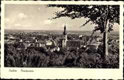 Postcard Baden Baden im Stadtkreis Baden Württemberg, Panorama der Stadt