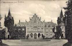 Postcard Lockhausen Bad Essen in Niedersachsen, Schloss Ippenburg