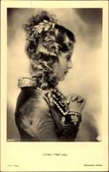 Ak Schauspielerin Lilian Harvey, Portrait, Ross Verlag 6369 1